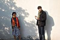 12 Dog Cycle are Alice Hui-Sheng Chang (Taiwan) and Nigel Brown (Australia)