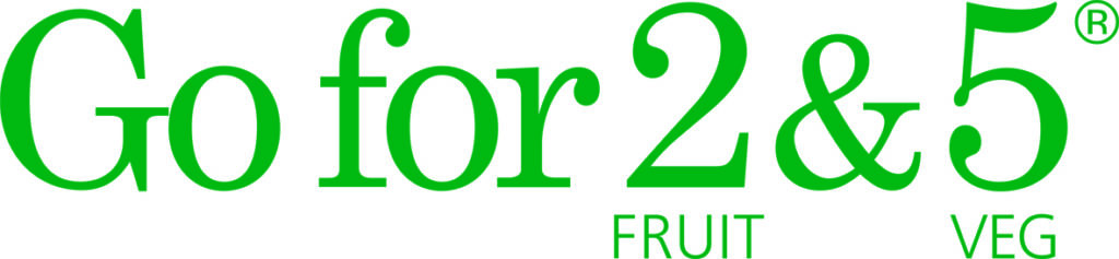 Logo GF2&5 Mono Green Text Only 10cm