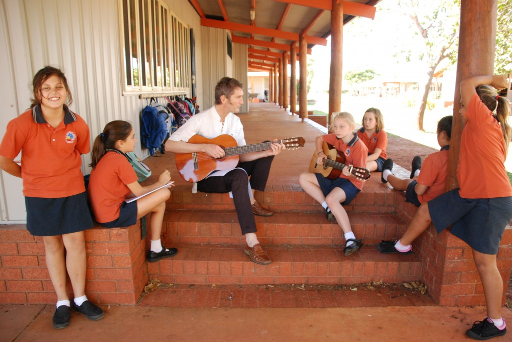 St Mary's College songwriters